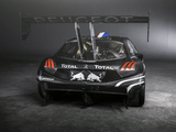 Peugeot 208 T16 Pikes Peak 2013 wallpapers