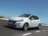 Peugeot 208 BR-spec 2013 wallpapers