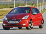 Peugeot 208 GTi ZA-spec 2013 wallpapers