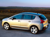 Images of Peugeot 3008 2009