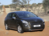 Images of Peugeot 3008 ZA-spec 2010–13