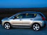 Peugeot 3008 2009 images