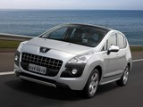 Peugeot 3008 2009 pictures