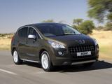 Peugeot 3008 ZA-spec 2010–13 images