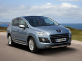 Peugeot 3008 HYbrid4 2011 pictures