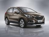 Peugeot 3008 CN-spec 2013 images