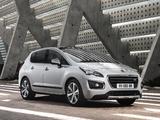 Peugeot 3008 HYbrid4 2013 images