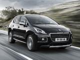 Peugeot 3008 2013 photos
