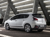Peugeot 3008 HYbrid4 2013 pictures