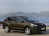 Photos of Peugeot 3008 2009