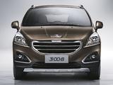 Photos of Peugeot 3008 CN-spec 2013