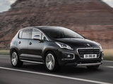 Photos of Peugeot 3008 2013