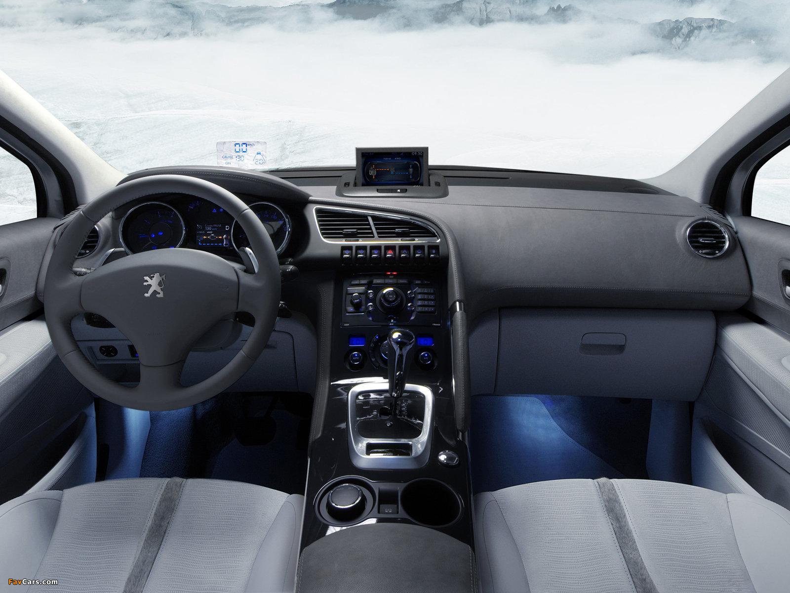 Pictures of Peugeot Prologue Concept 2008 (1600 x 1200)