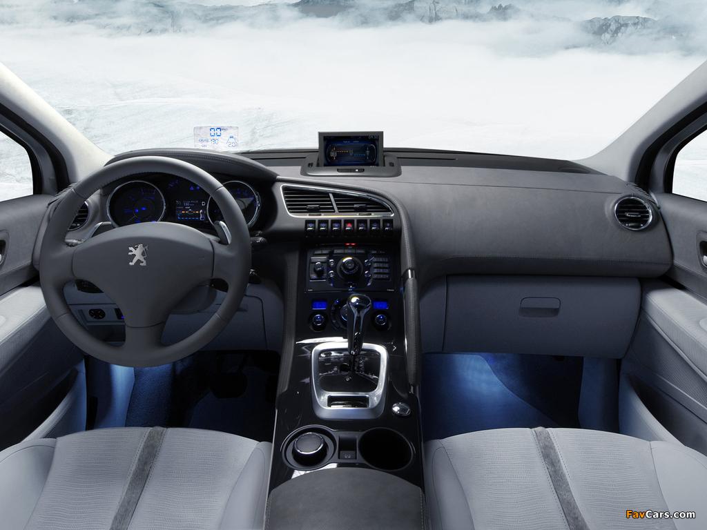 Pictures of Peugeot Prologue Concept 2008 (1024 x 768)