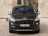 Pictures of Peugeot 3008 2009