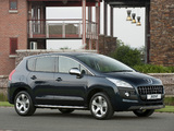 Pictures of Peugeot 3008 ZA-spec 2010–13