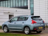 Pictures of Peugeot 3008 HYbrid4 UK-spec 2011