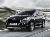 Pictures of Peugeot 3008 2013
