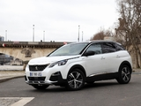 Pictures of Peugeot 3008 GT Line 2016