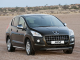 Peugeot 3008 ZA-spec 2010–13 wallpapers