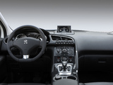 Peugeot 3008 HYbrid4 2011 wallpapers