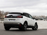 Peugeot 3008 GT Line 2016 wallpapers