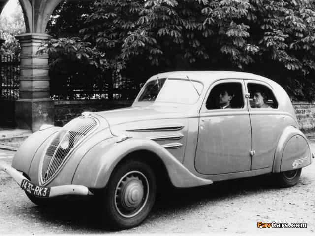 Peugeot 302 1936–38 images (640 x 480)