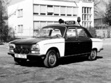 Images of Peugeot 304 Polizei 1969–79