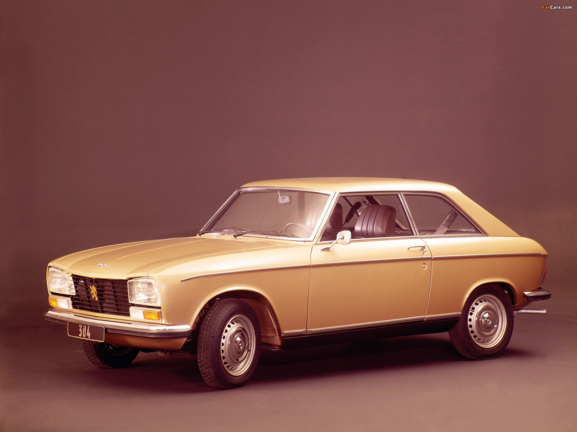 Peugeot 304 Coupe 1970–75 images (1920 x 1440)