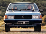 Peugeot 305 1977–82 pictures