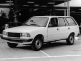 Pictures of Peugeot 305 Break 1982–92
