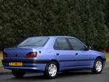 Images of Peugeot 306 Sedan 1997–2000