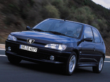 Images of Peugeot 306 3-door 1997–2002