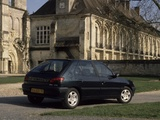 Peugeot 306 5-door 1993–97 images