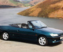 Peugeot 306 Cabriolet UK-spec 1994–97 images