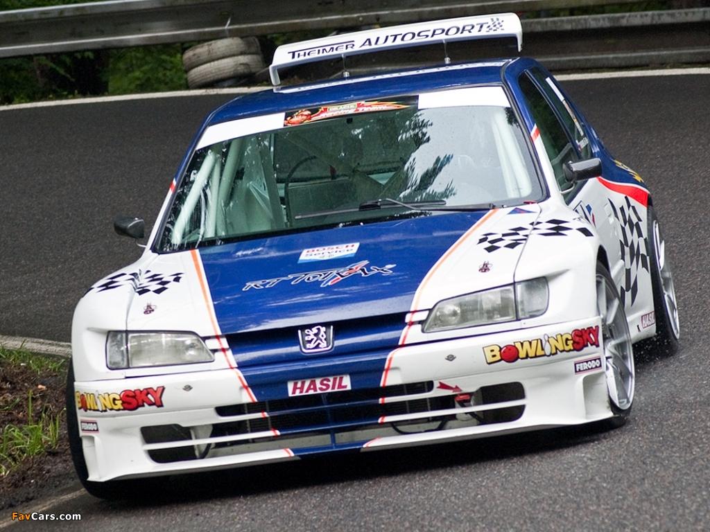 Peugeot 306 Maxi Kit Car 1996–98 pictures (1024 x 768)