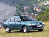 Peugeot 306 Sedan 1997–2000 pictures