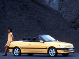 Photos of Peugeot 306 Cabriolet 1994–97