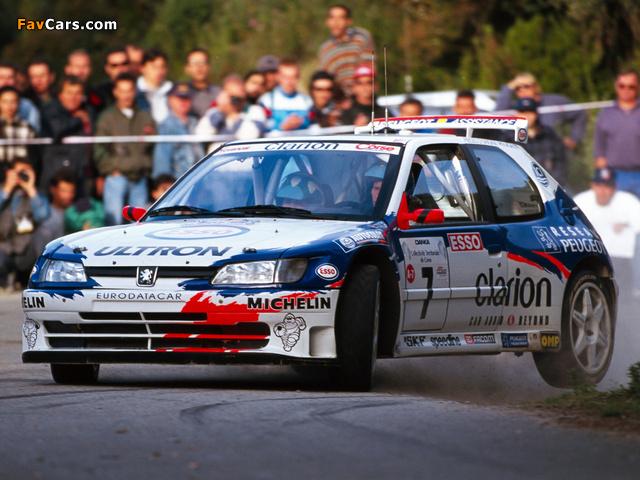 Photos of Peugeot 306 Maxi Kit Car 1996–98 (640 x 480)