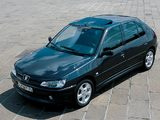 Photos of Peugeot 306 5-door 1997–2002