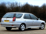 Photos of Peugeot 306 Estate 1997–2002