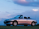 Photos of Peugeot 306 Cabriolet 1997–2002