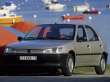 Pictures of Peugeot 306 5-door 1993–97