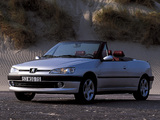 Peugeot 306 Cabriolet 1994–97 wallpapers