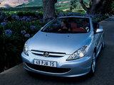 Images of Peugeot 307 CC 2003–05