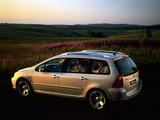 Peugeot 307 SW Concept 2001 images