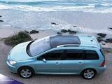 Peugeot 307 SW 2002–05 images