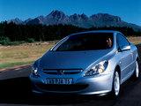 Peugeot 307 CC 2003–05 images