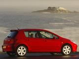 Peugeot 307 5-door 2005–08 pictures