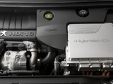 Peugeot 307 CC Hybride HDI Concept 2006 wallpapers